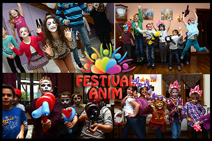 reims clown anniversaire