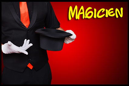 costume personnage magicien
